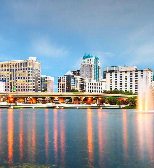 Downtown Orlando Realtor view
